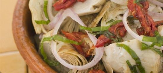 Іспанська артишок з паприкою – рецепт