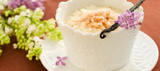 Цимес з яблук з рисом – рецепт