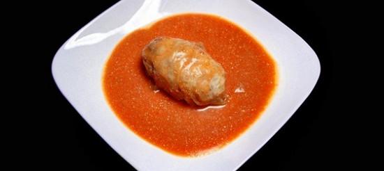 Соус Томатний (для смаженого м'яса, рубаних котлет, мізків, жареених в сухарях, і ін.) – рецепт