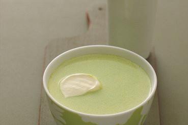 Суп з водного кресса – рецепт