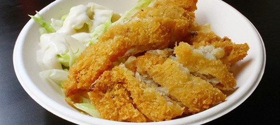 Біла риба в клярі з вівсяних пластівців – рецепт