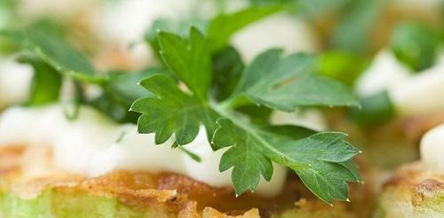 Цукіні з соусом бешамель – рецепт