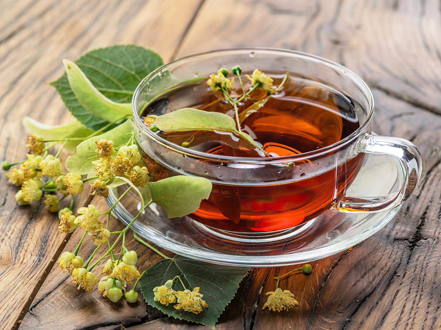 Липовий чай користь